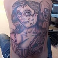Bad tattoos wanted taking on new clients