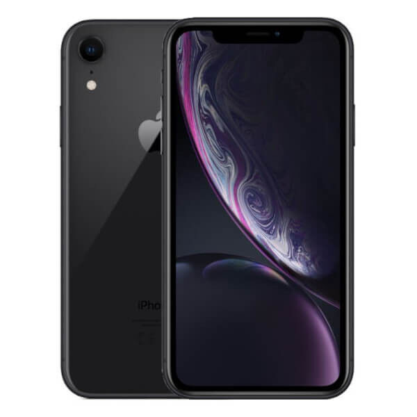 APPLE IPHONE XR 64GB TELEFONO MOVIL LIBRE SMARTPHONE COLOR NEGRO 4G MRY42QL/A