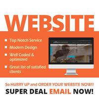 1 page Web-Design for $99 ONLY!!