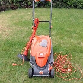 Modern Lawnmower & Strimmer