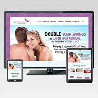 Awesome Mobile friendly responsive website in awesome price