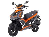 Lexmoto Monza 125 EFi Sports Scooter - Avon Motorcycles