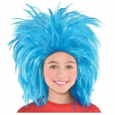 Thing 1 Wigs (Thing 1 & Thing 2 Wig - Dr. Seuss - Child)