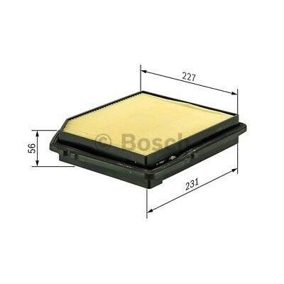 ORIGINAL BOSCH Luftfiltereinsatz - F 026 400
