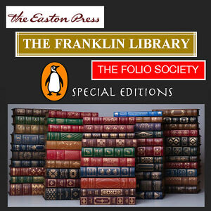 THE FRANKLIN LIBRARY / FOLIO SOCIETY / THE EASTON PRESS