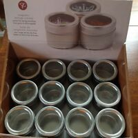 Magnetic storage canisters (12)
