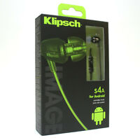 Klipsch S4A Handsfree for Auto or Anywhere you needs handsfree