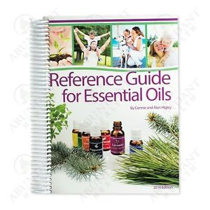 Hardcover Reference Guide to Essential Oils