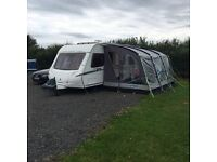 "2008 Abbey gts 418 ""4 birth caravan all ready to go"""