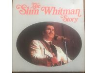 Slim Whitman vinyl set