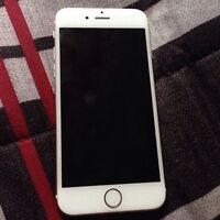 iPhone 6 Gold 16GB Locked To Fido