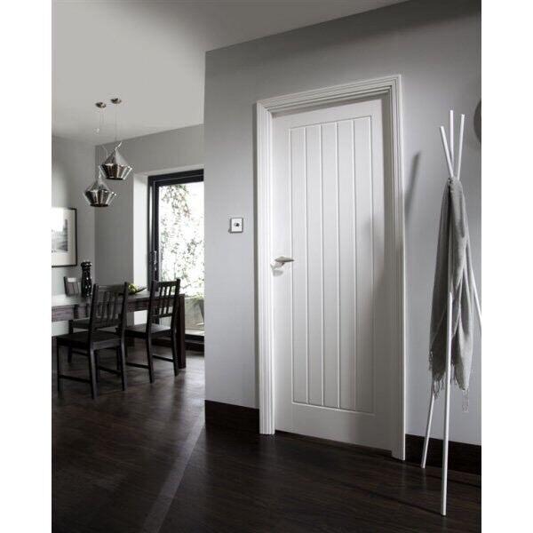 Jeldwen newark cottage door in wigston leicestershire for Upvc french doors homebase