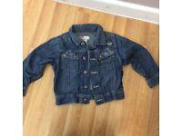 Children's Diesel Denim Jacket 3yrs