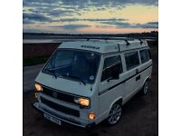 VW T25 1982 Westfalia 1.6D, new cam belt, 12months MOT