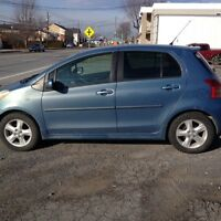 2007 Toyota Yaris RS.  FULL- MAGS  2995$$