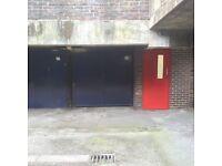 LARGE SECURE GARAGE CENTRAL LONDON ANGEL FARRINGDON OLD STREET