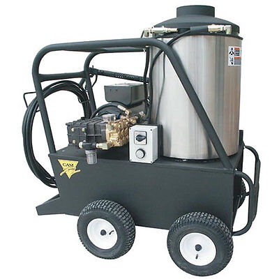 Cam Spray Professional 3000 PSI (Electric - Hot Water) Pressure Washer