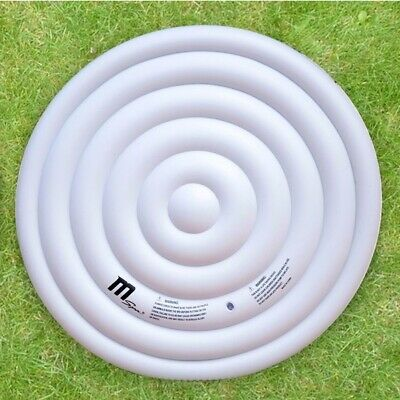 MSpa Inflatable Round Bladder Spa Heat Preservation Cover (4 Person) 140cm Diame