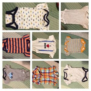 0-3 month boy clothes and more