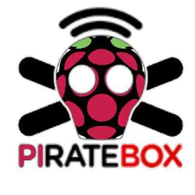 Средство для мытья Raspberry Pi PirateBox