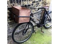 Pashley courier bike