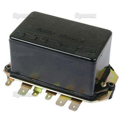 Voltage Regulator For Ford Tractor 214110 3400 3500 3550 4400 4500 5500 Backhoe