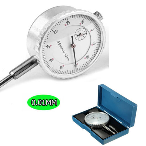 how to read a dial indicator in mm