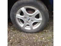 Ford aloys come off new fiesta £60