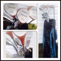 Golf Club Set & Individual Golf Clubs