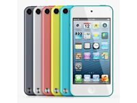 APPLE IPOD TOUCH 5TH GEN MINT CONDITION COMES WITH SHOP WARRANTY AND RECEIPT