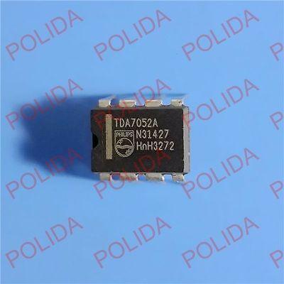 5pcs Audio Amplifier Ic Dip-8 Tda7052a Tda7052an2 Tda7052an