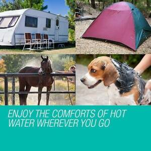 Smartek 6 HWS. Portable gas hot water - on demand! PMX Campers Wangara Wanneroo Area Preview