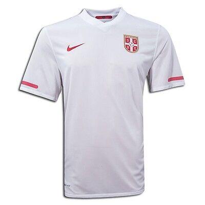 Serbia/Srbija Nike Dri-Fit Official National Soccer Jersey Size  XL
