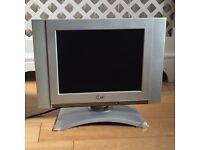 Small flatscreen tv