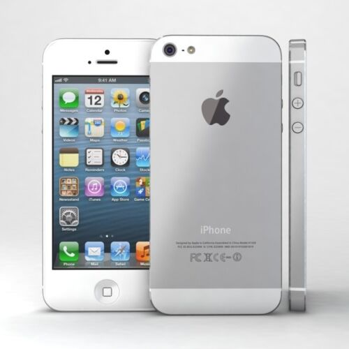 APPLE iPhone 5 | 64  GB | IMPORTED   UNLOCKED | Silver available at Ebay for Rs.14989