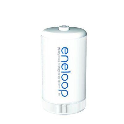 Panasonic eneloop Adapter AA auf Baby C - 2er-Blister 8008638