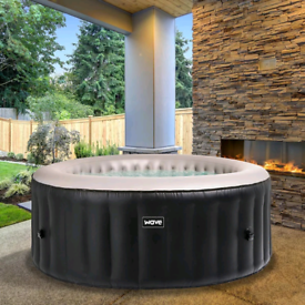 2 to 4 person hot tub