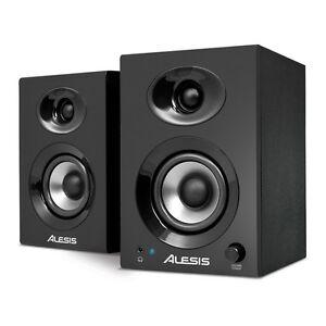 Alesis Elevate 3 Active Powered DJ Studio Monitor Speaker (Pair) inc Warranty