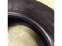 Trailer/caravan tyres