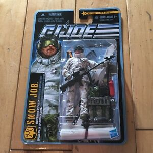 G.I. Joe - Pursuit of Cobra - Snow Job. BRAND NEW!