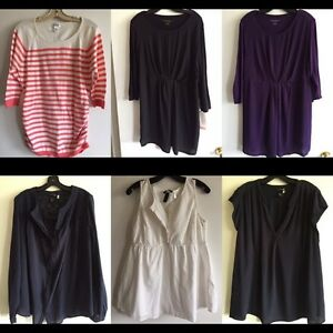 Women's Maternity Tops (Sizes M-XL)