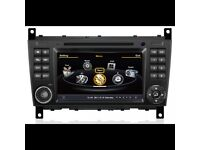 Car DVD Player BENZ C-Class for sale