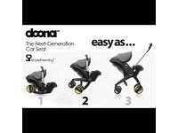 Doona Infant Car Seat Stroller - Storm Grey