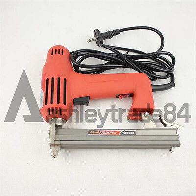 New Protable Electric Straight Nail Gun Woodworking Tools Electric Nail Gun 220V