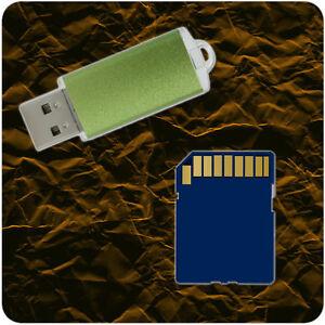 SD Card & Flash Drive