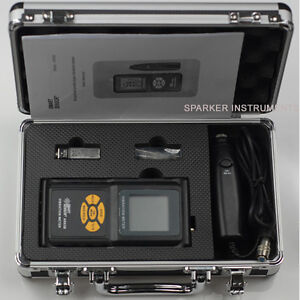 AR63B Digital Precision Vibration Meter Tester Gauge Analyzer
