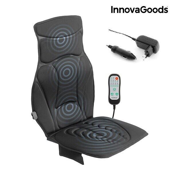 Shiatsu Thermische Massage Sitzauflage, Auto Büro Bürostuhl Autositz mit FB TOP
