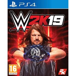 WWE 2K19 TRADE FOR SPIDERMAN PS4 or Assassin's Creed Odyssey