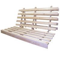Base de futon en bois - 3 places - À vendre
