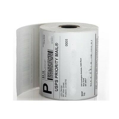 """20 Rolls 250 4""""x6"""" Zebra Eltron Direct Thermal Printer Shipping Labels Packing"""